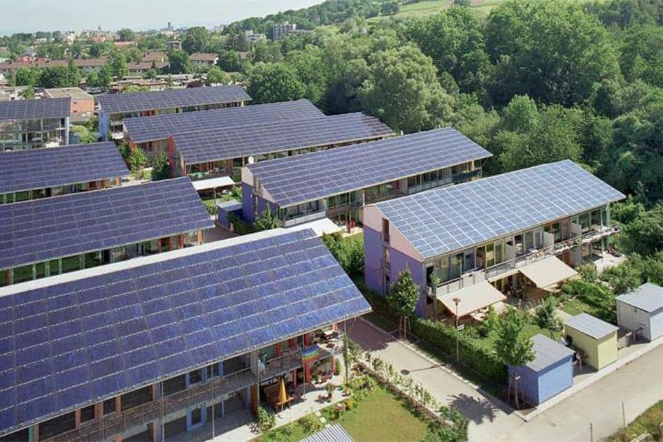 German Solar City